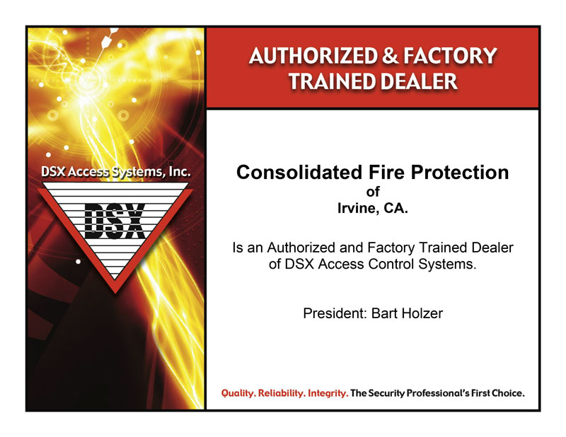 DSX Certification